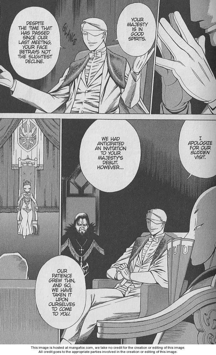 Dance in the Vampire Bund 21 Page 4
