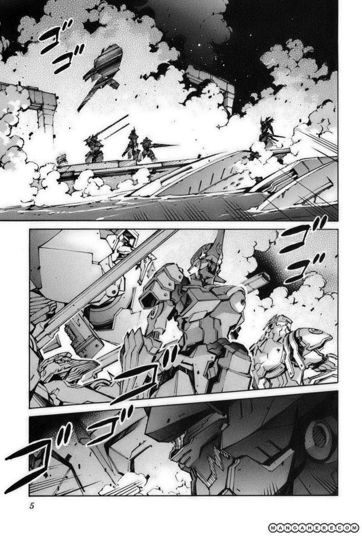 Kurogane no Linebarrel 56 Page 3