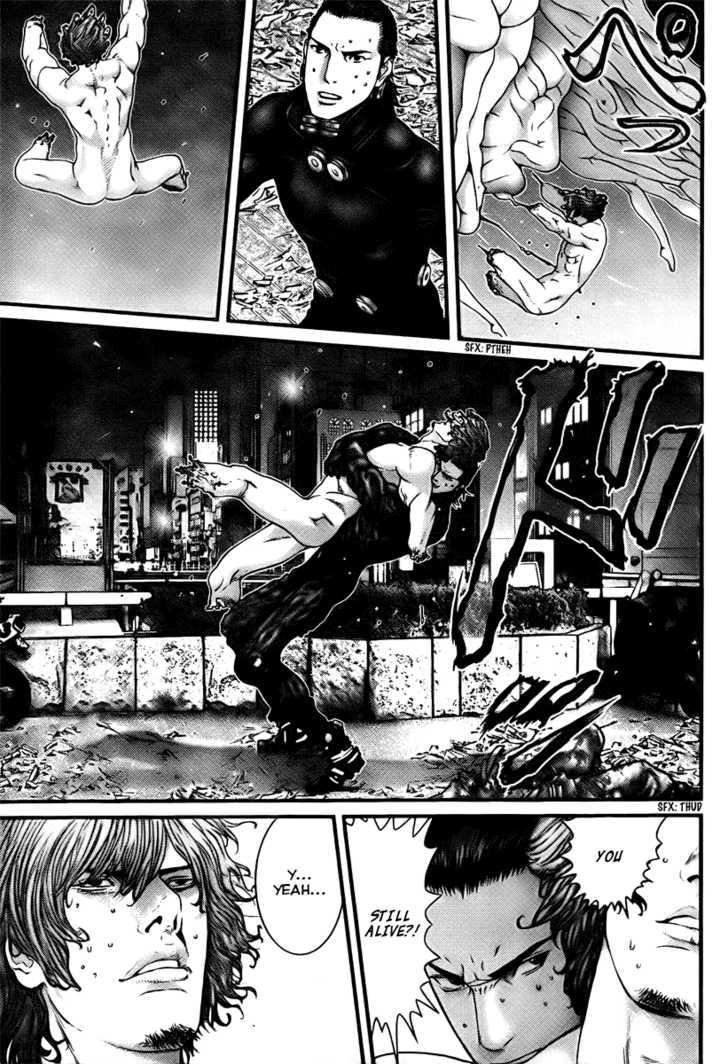 Gantz 266 Page 3