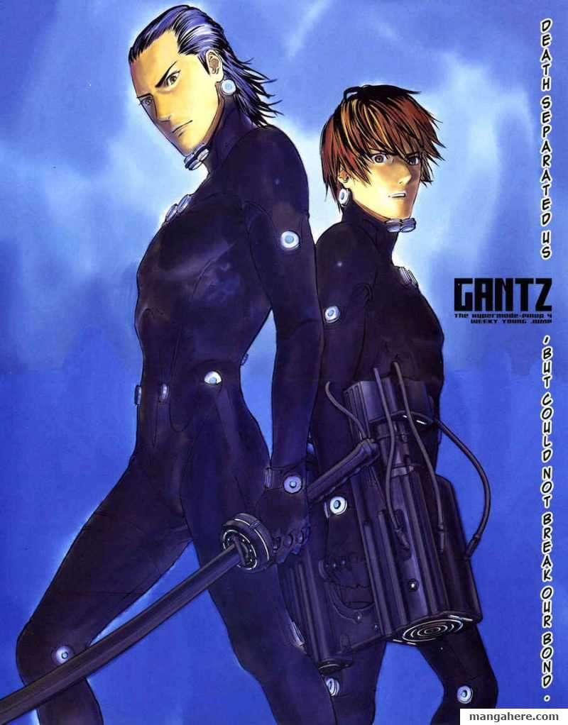 Gantz 283 Page 1
