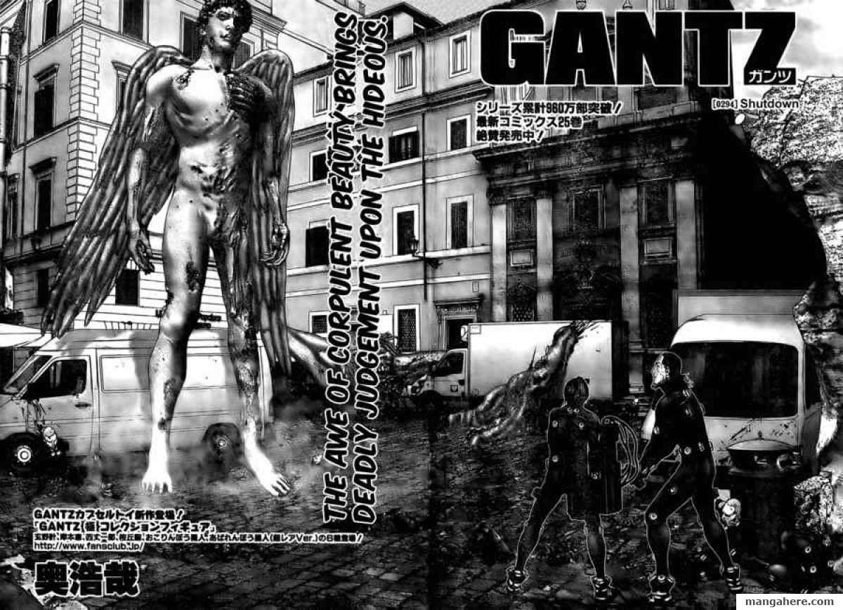 Gantz 294 Page 2