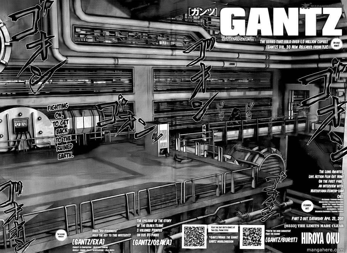 Gantz 333 Page 2