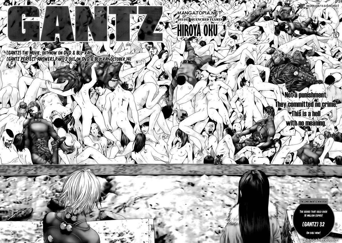 Gantz 346 Page 3