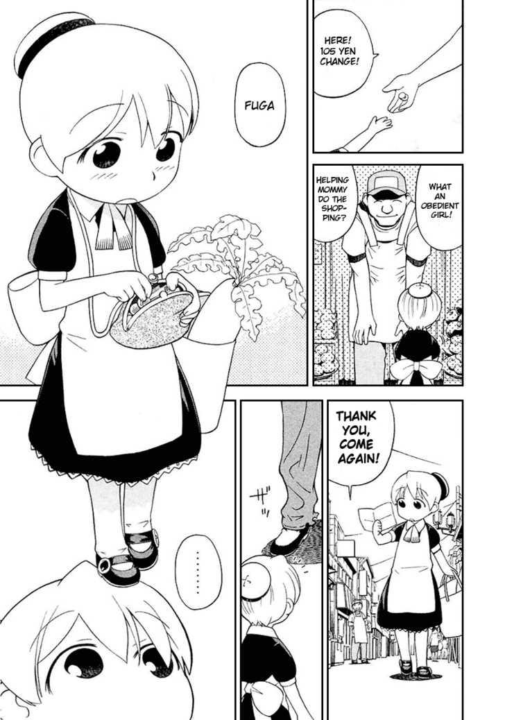 Kaibutsu Oujo 9 Page 3