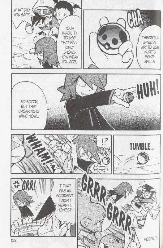 Pokemon Adventures 102 Page 2