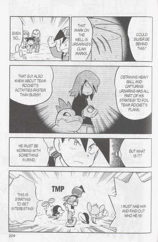 Pokemon Adventures 103 Page 2