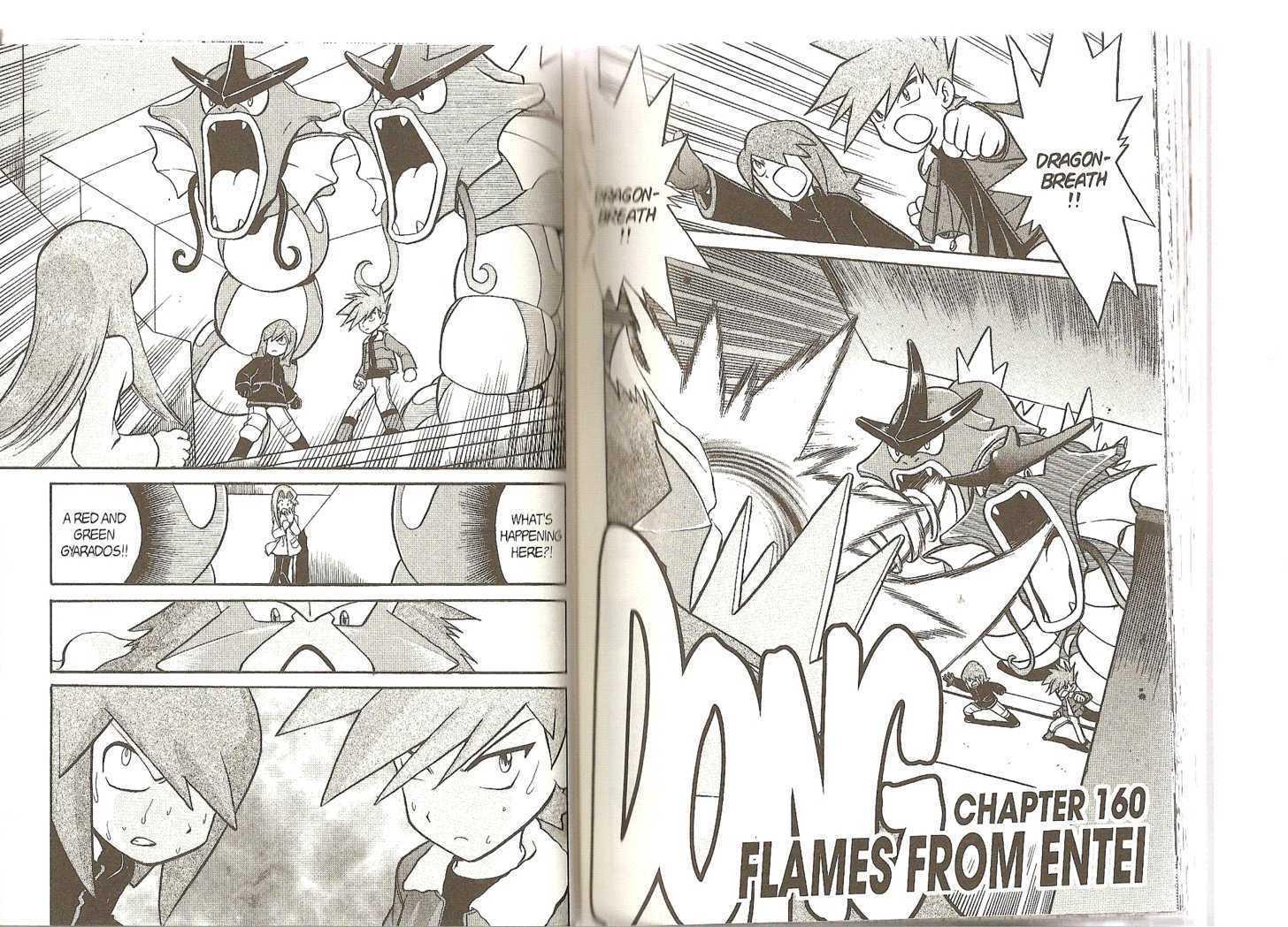 Pokemon Adventures 161 Page 1