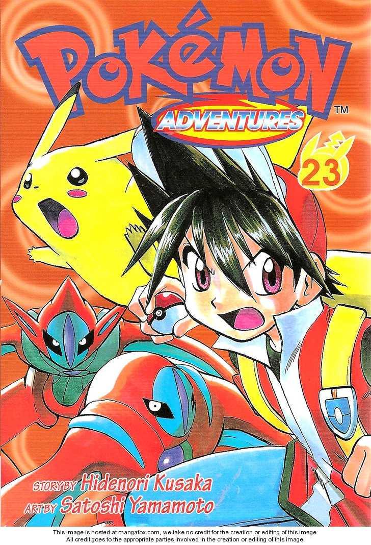 Pokemon Adventures 270 Page 1