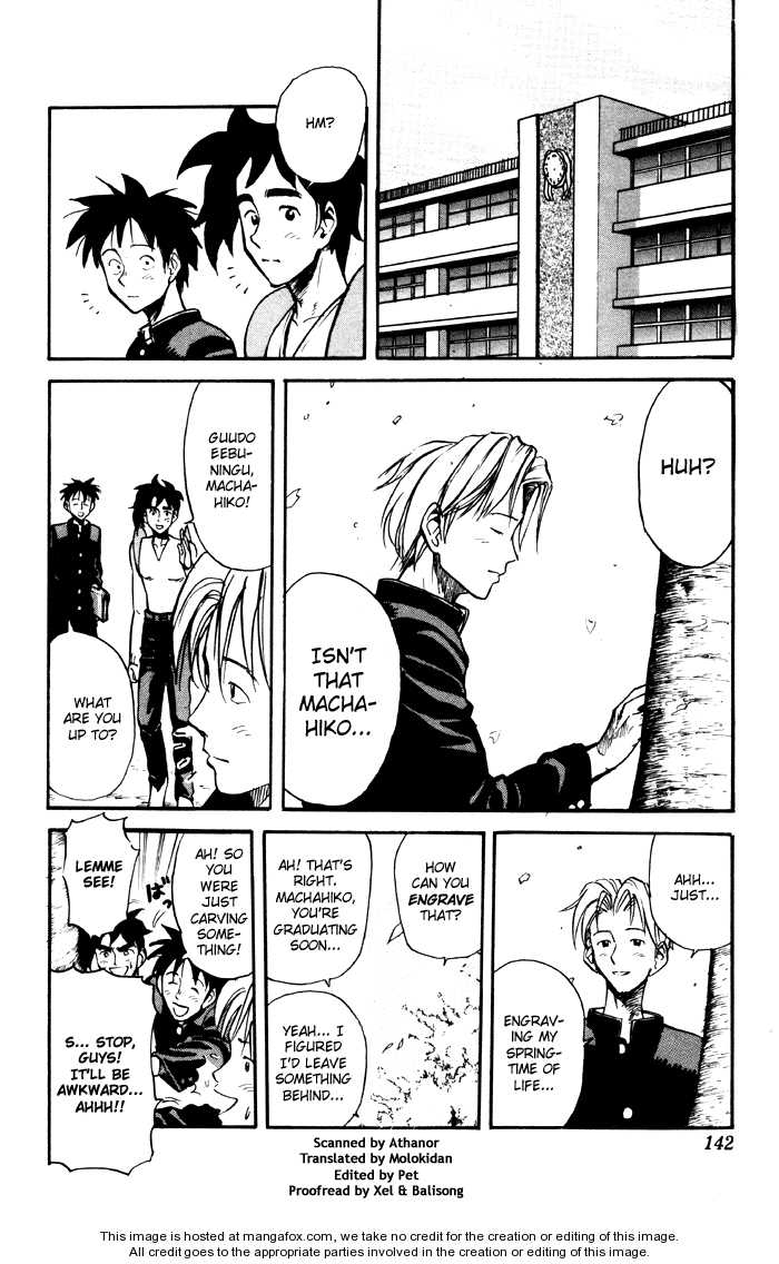 Sexy Commando Gaiden: Sugoiyo! Masaru-san 19 Page 2