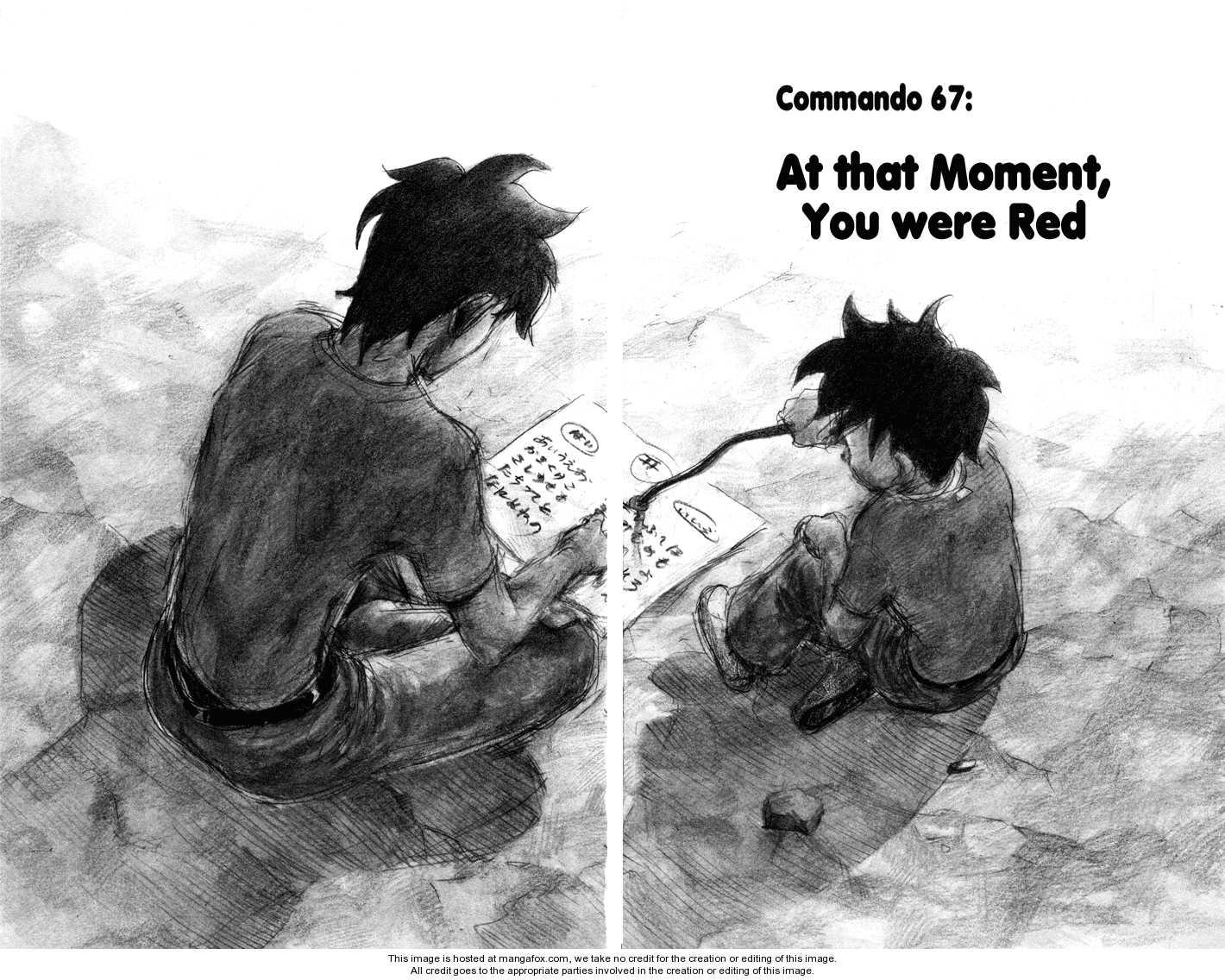 Sexy Commando Gaiden: Sugoiyo! Masaru-san 67 Page 2