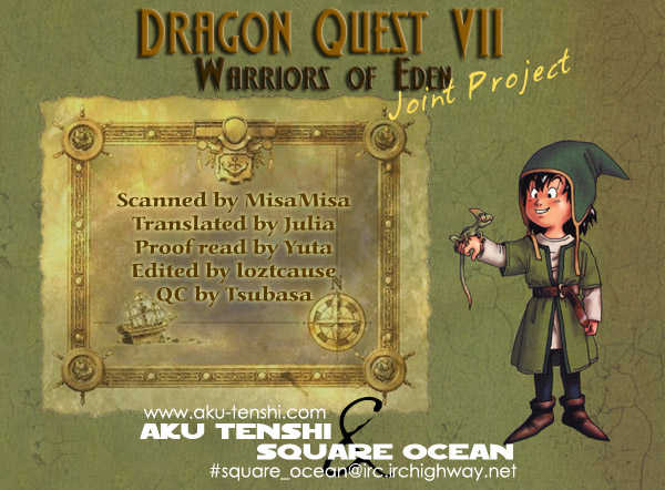 Dragon Quest VII - Warriors of Eden 12 Page 1