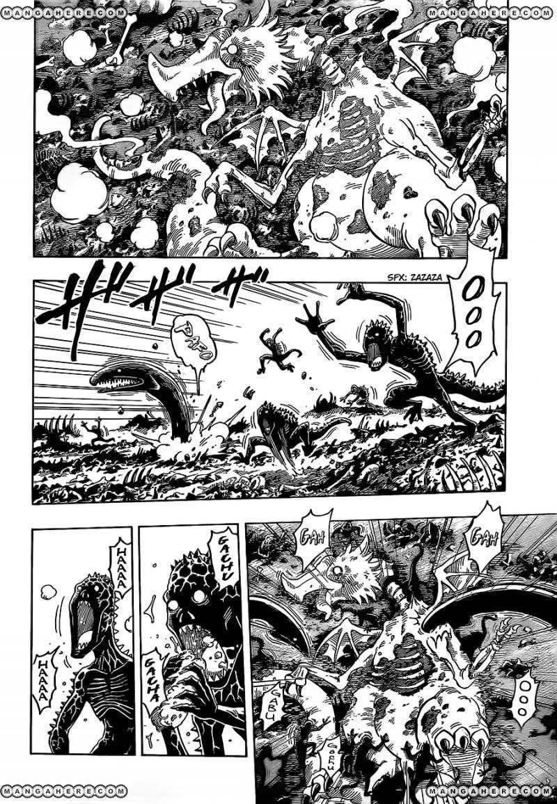 Toriko 156 Page 2