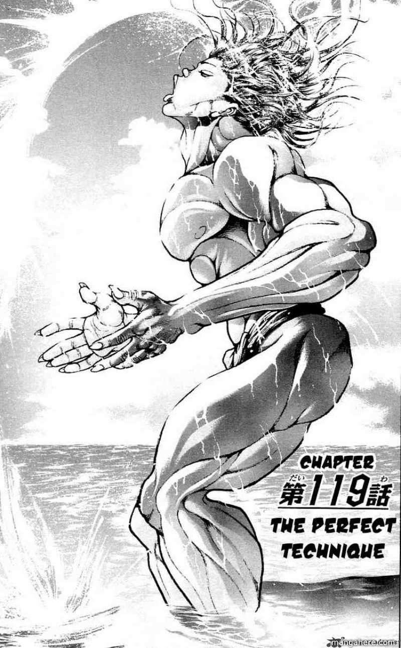 Baki - Son Of Ogre 119 Page 1