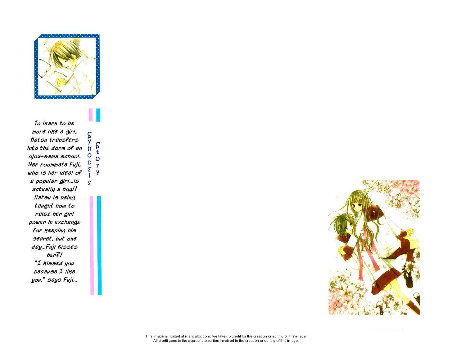 Kimi to Himitsu no Hanazono 4 Page 2
