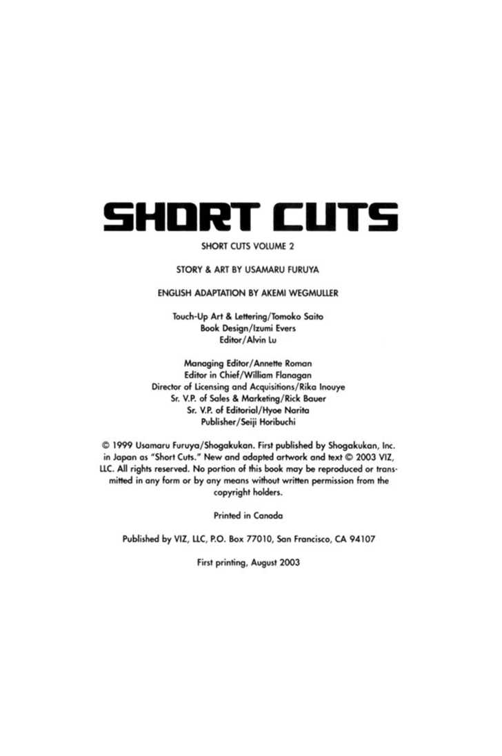 Short Cuts 1 Page 2
