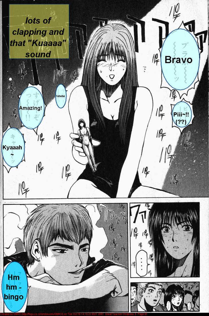 Great Teacher Onizuka 36 Page 1