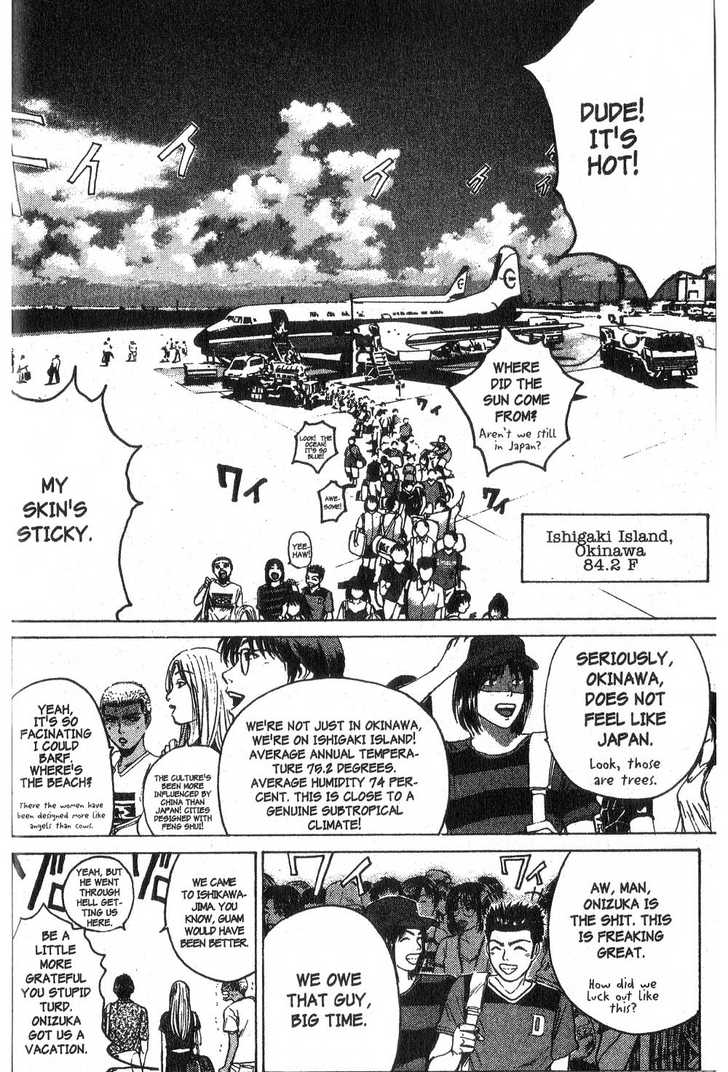 Great Teacher Onizuka 95 Page 1