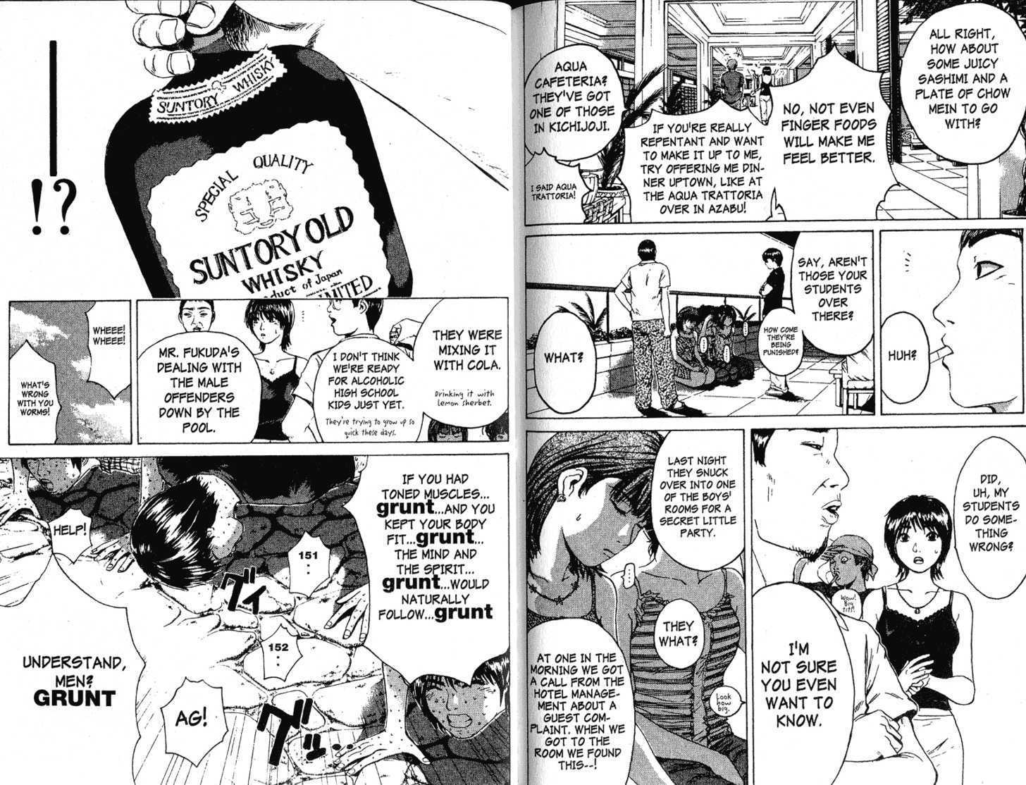 Great Teacher Onizuka 106 Page 2