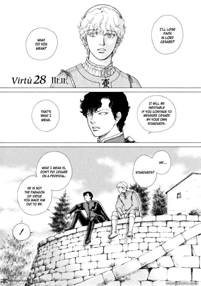 Cesare 28 Page 1