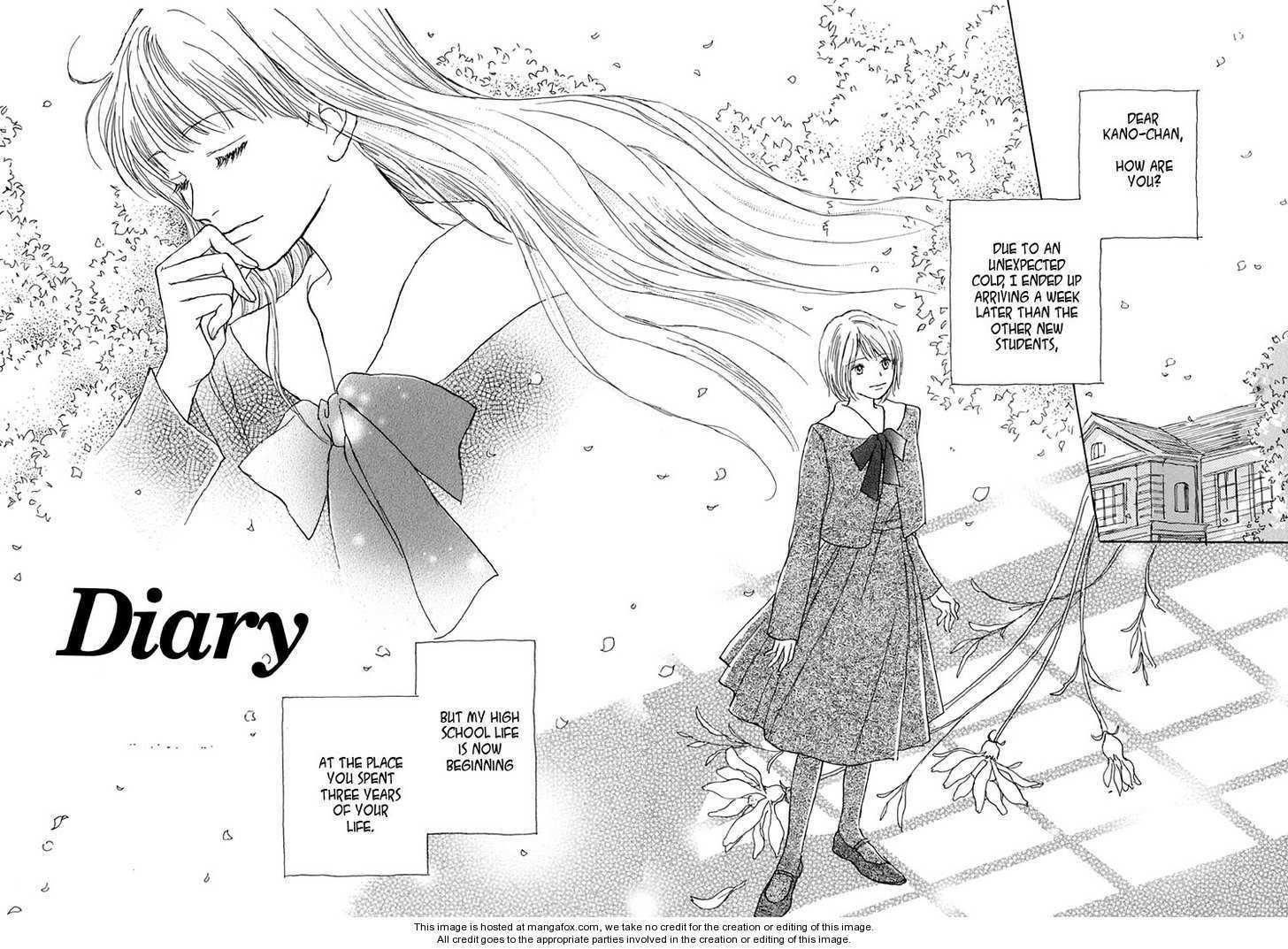 Himitsu no Kaidan 6 Page 3