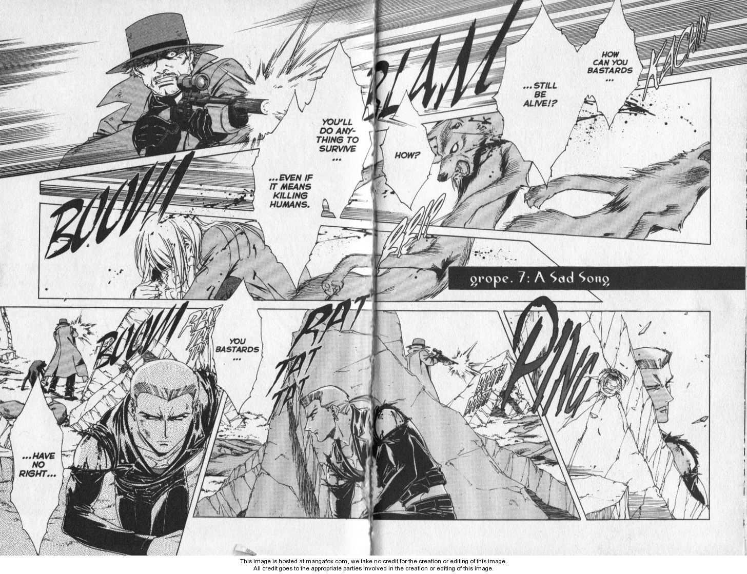 Wolf's Rain 7 Page 2