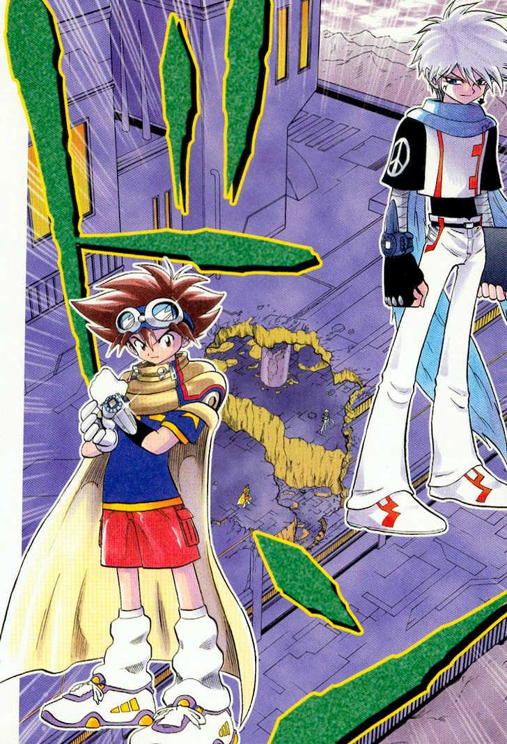 Digimon Adventure V-Tamer 01 46 Page 2