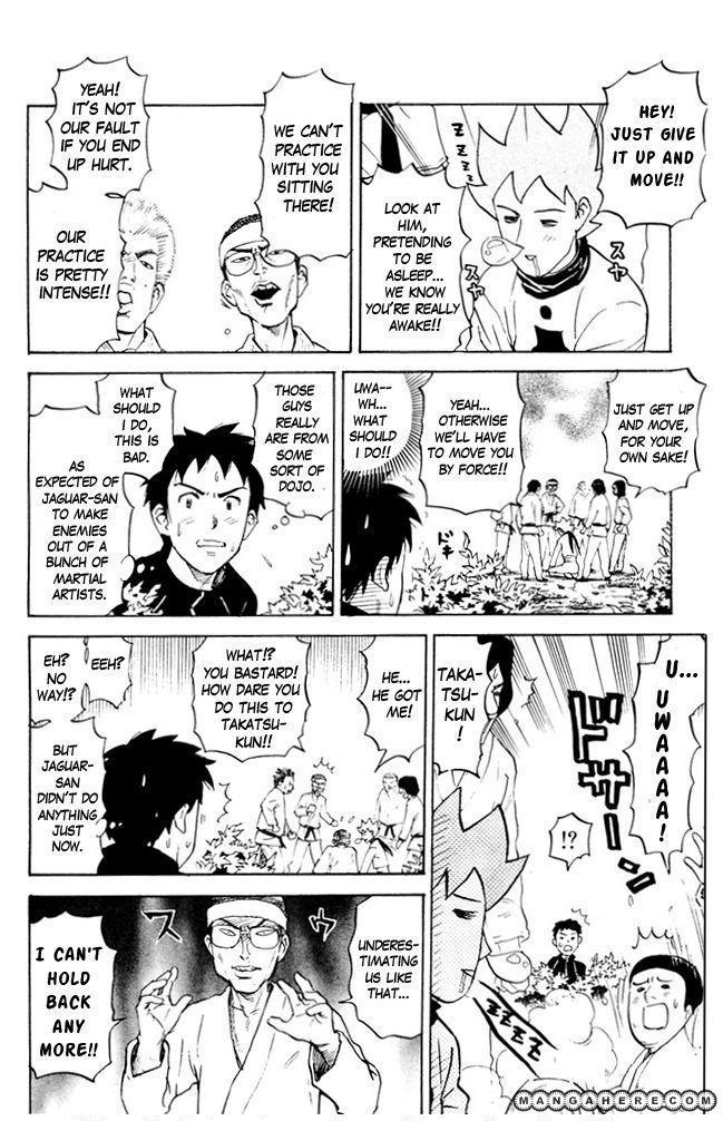 Pyu to Fuku! Jaguar 66 Page 2