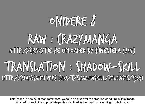 Onidere 8 Page 1