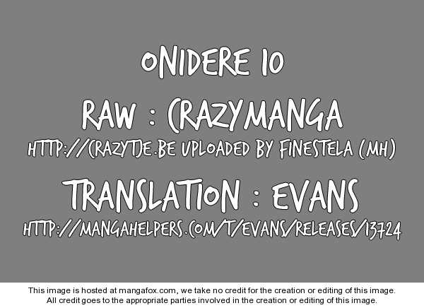 Onidere 10 Page 1