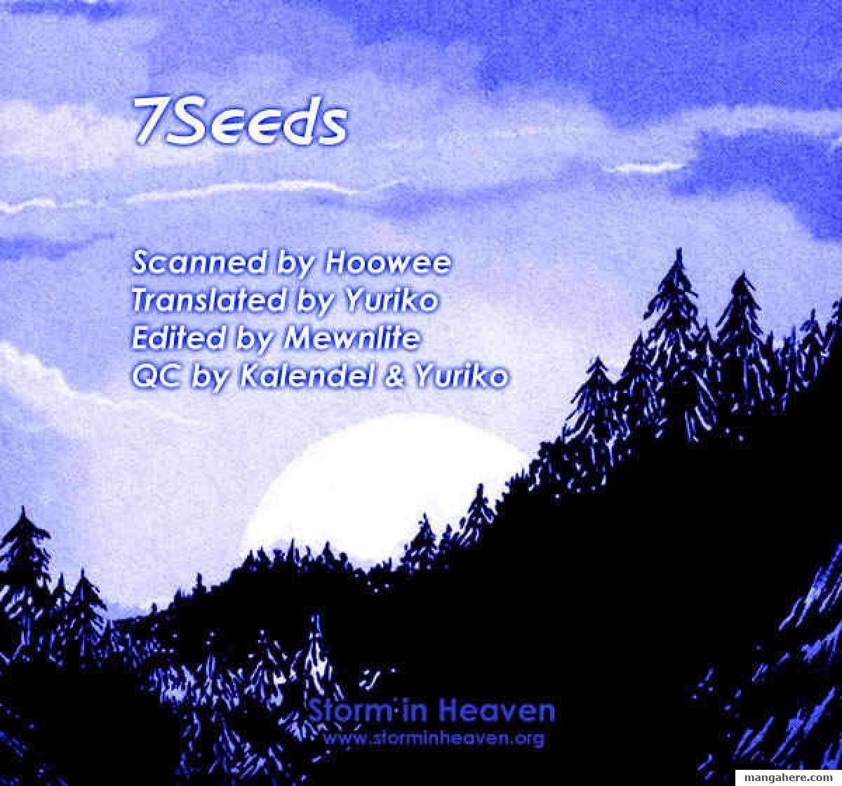 7 Seeds 49 Page 1