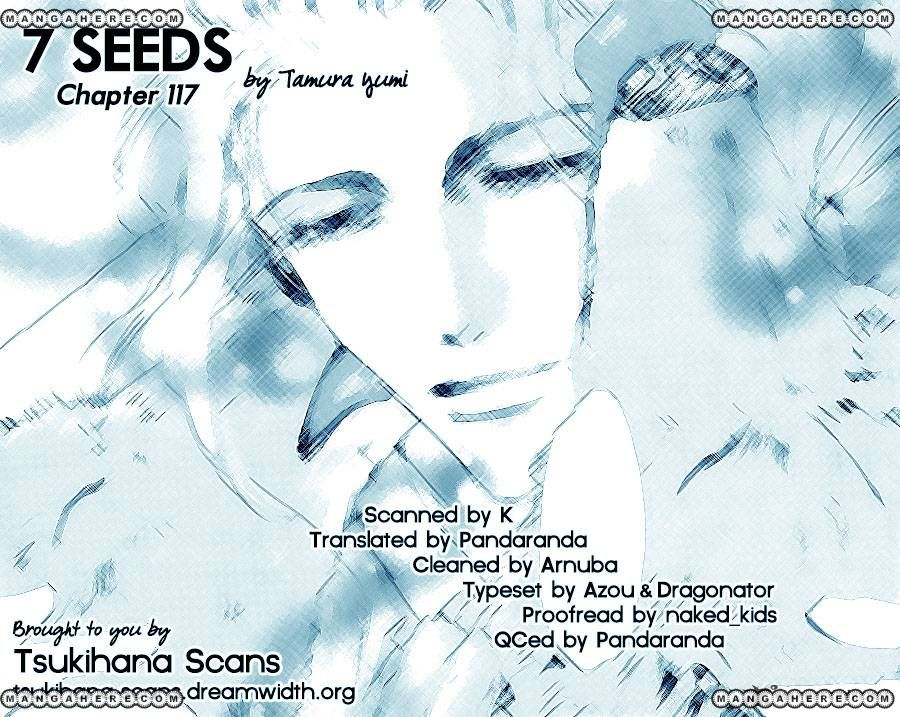 7 Seeds 117 Page 1