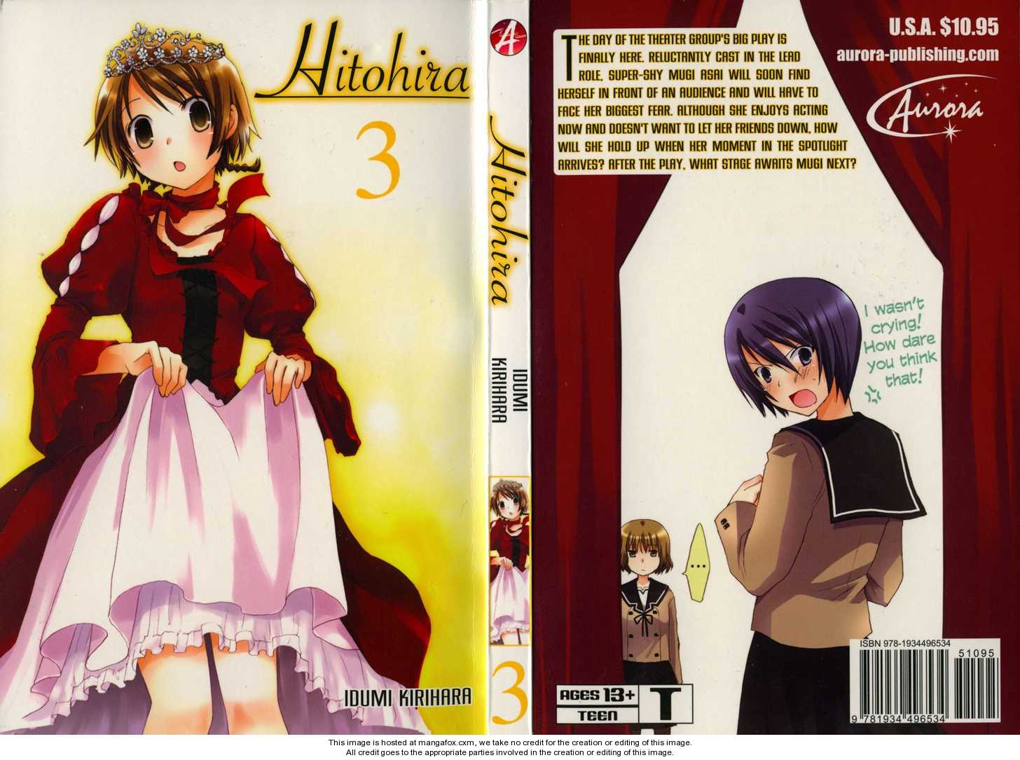Hitohira 1 Page 1