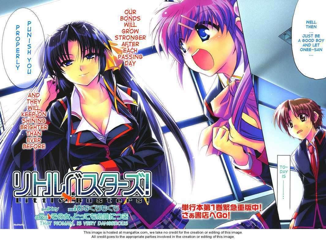 Little Busters! (ANAGURA Mogura) 6 Page 2