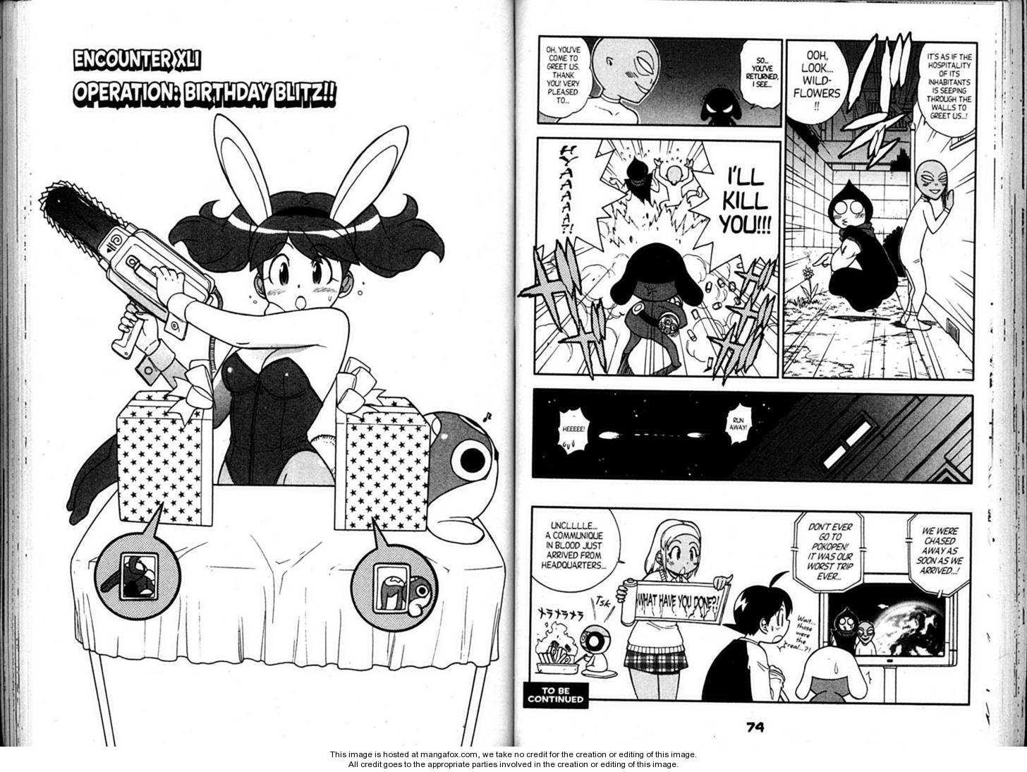 Keroro Gunsou 41 Page 2