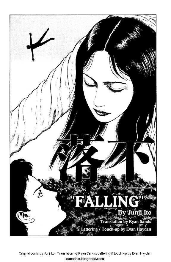 Falling 1 Page 1