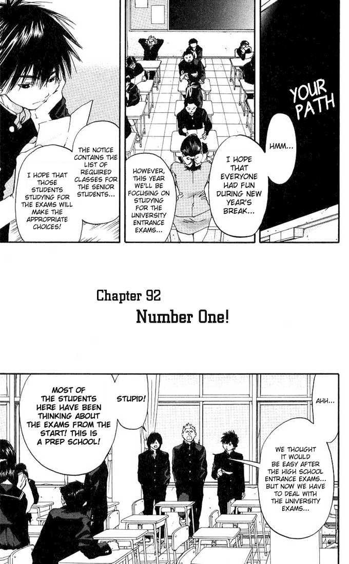Ichigo 100% 92 Page 1