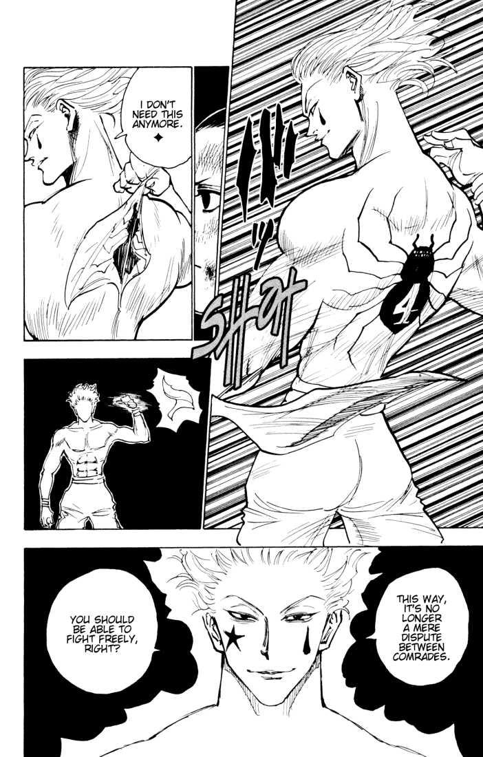 Hunter X Hunter 119 Page 2