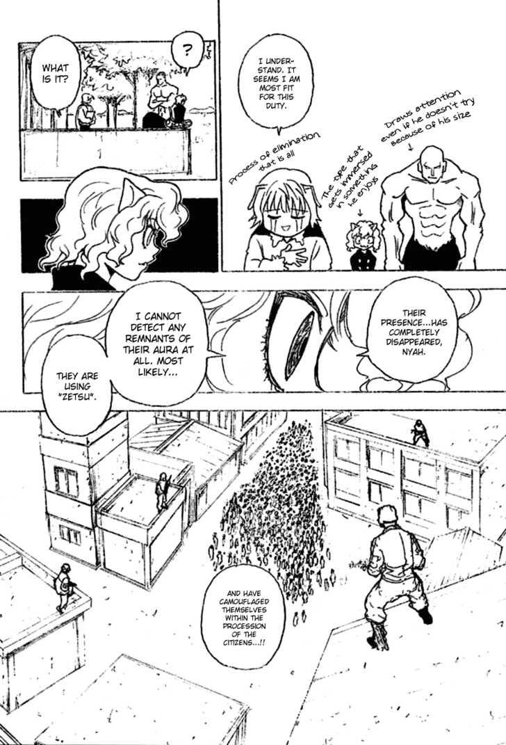 Hunter X Hunter 259 Page 4