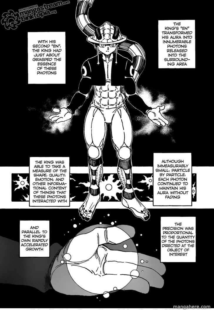 Hunter X Hunter 314 Page 3