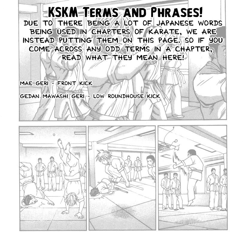 Karate Shoukoushi Kohinata Minoru 219 Page 2