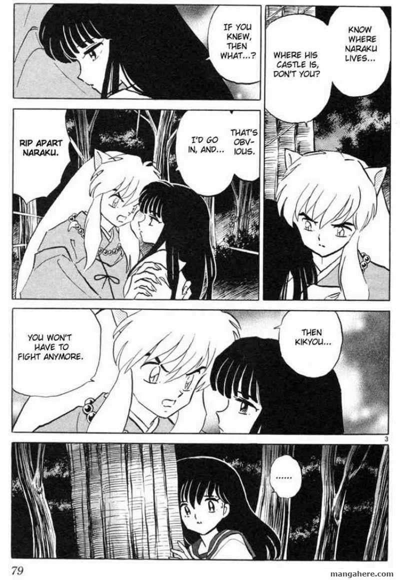 InuYasha 173 Page 3