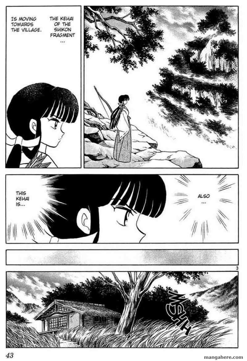 InuYasha 261 Page 3