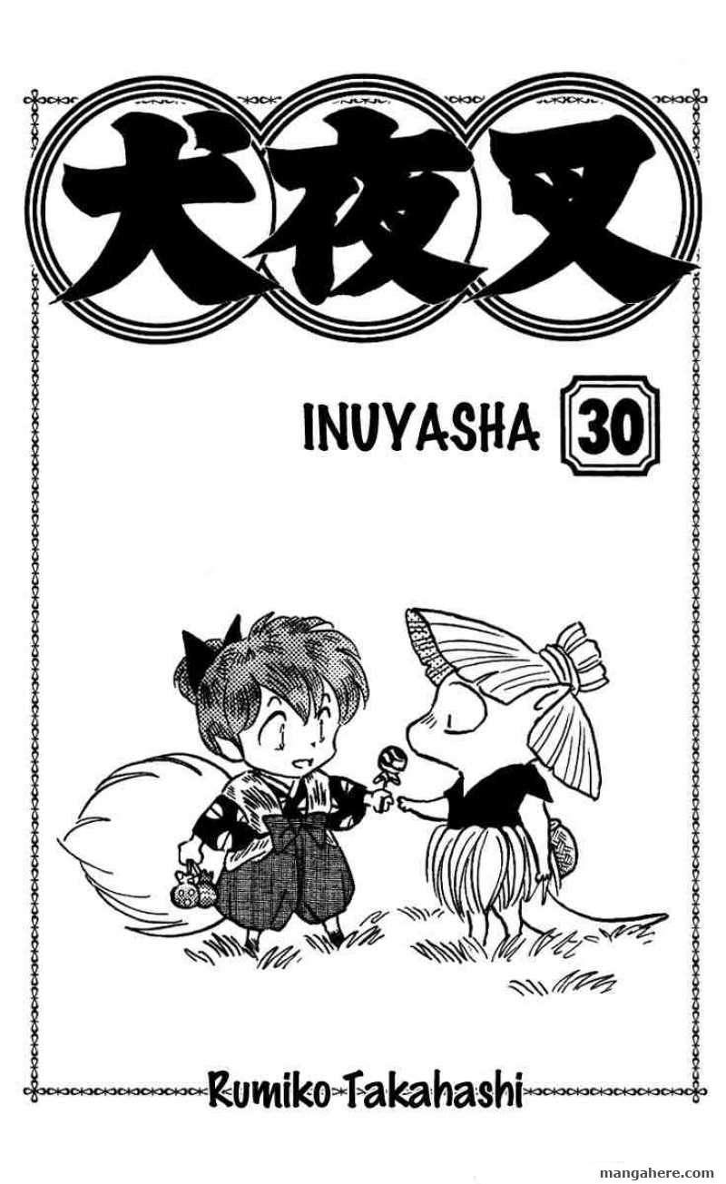 InuYasha 289 Page 1