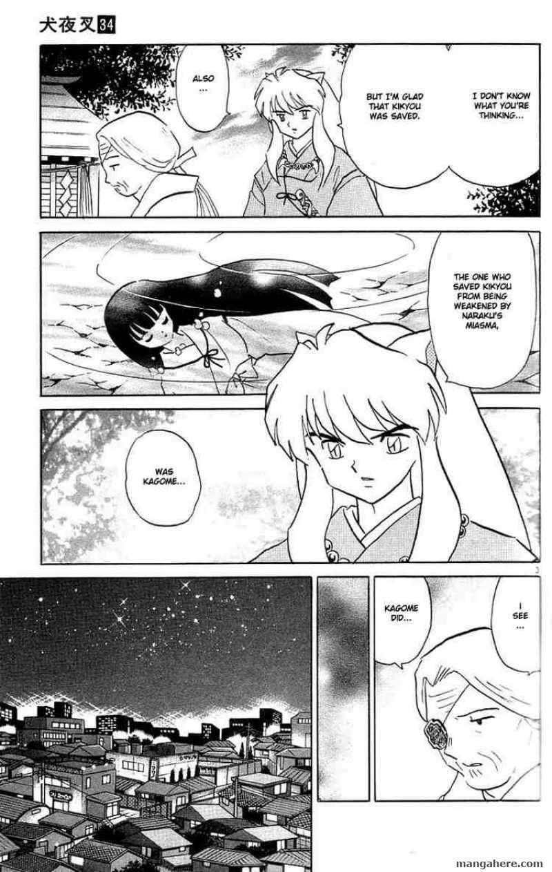 InuYasha 332 Page 3
