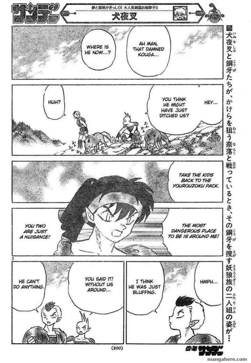 InuYasha 462 Page 2