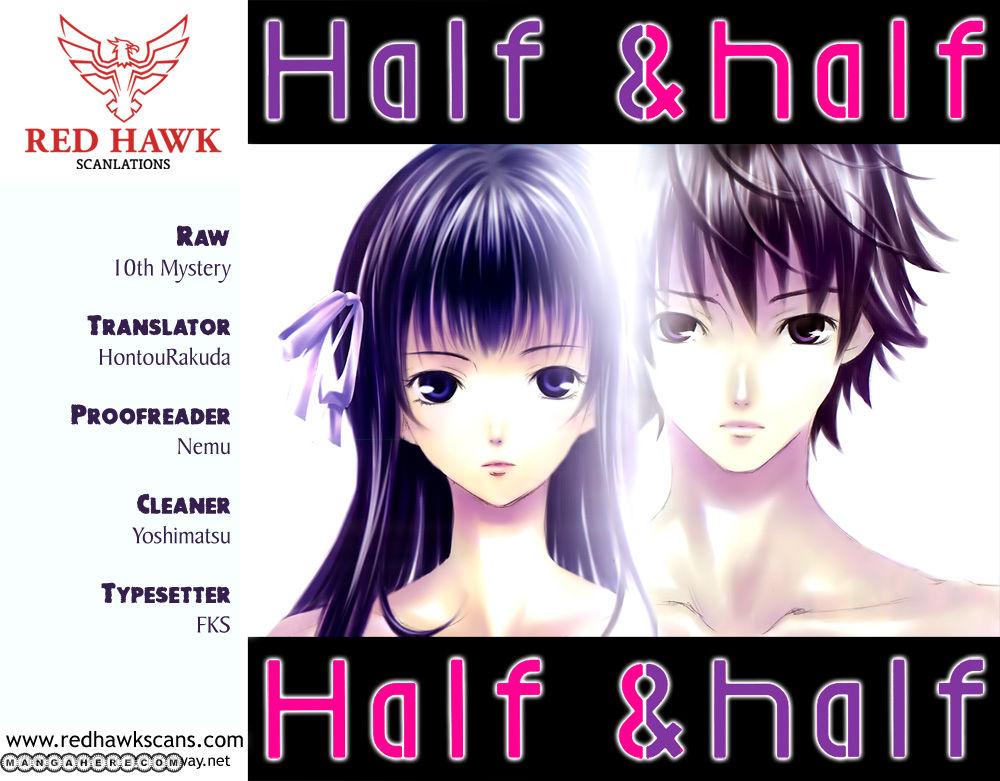 Half & Half 4 Page 1