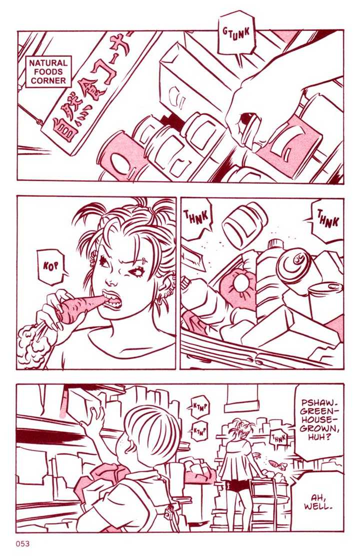 Bambi and Her Pink Gun 3 Page 1