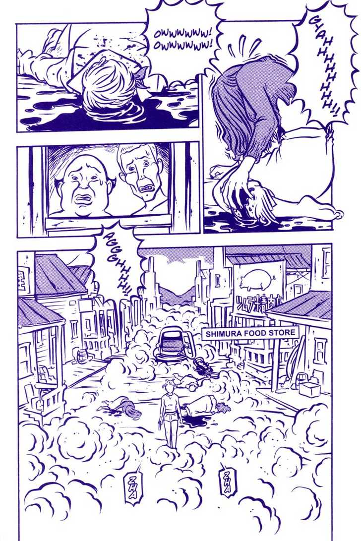 Bambi and Her Pink Gun 10 Page 2
