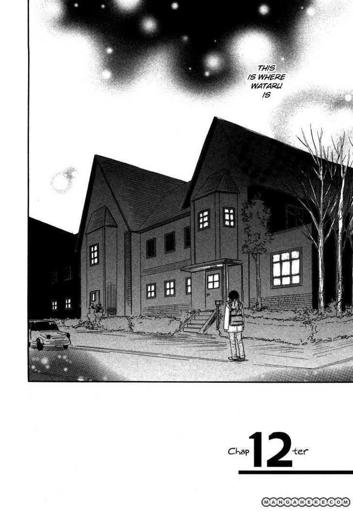 Brothers (YAMAMOTO Kotetsuko) 12 Page 2