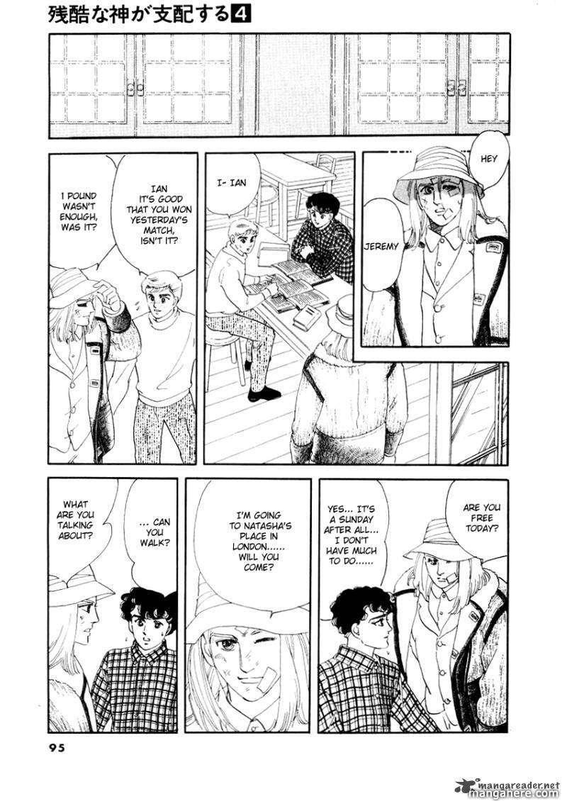 Zankoku na Kami ga Shihai Suru 21 Page 1